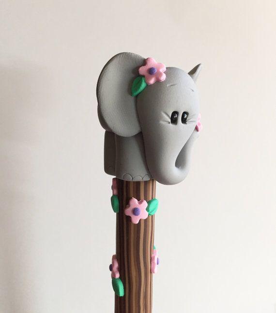 Bolígrafo de elefante