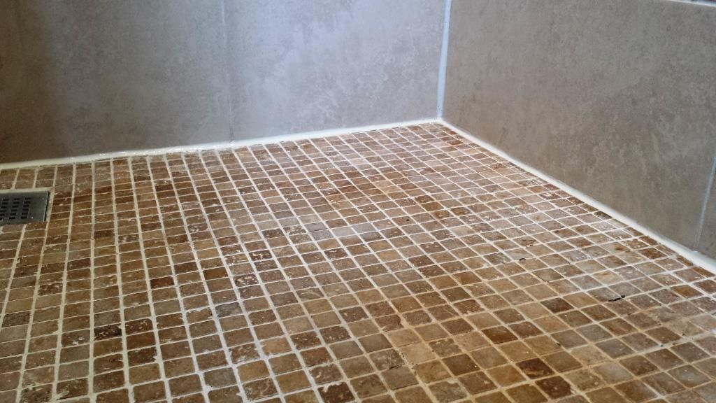 Sometimes My Clients Ask The Question Why Is The Grout Coming Out