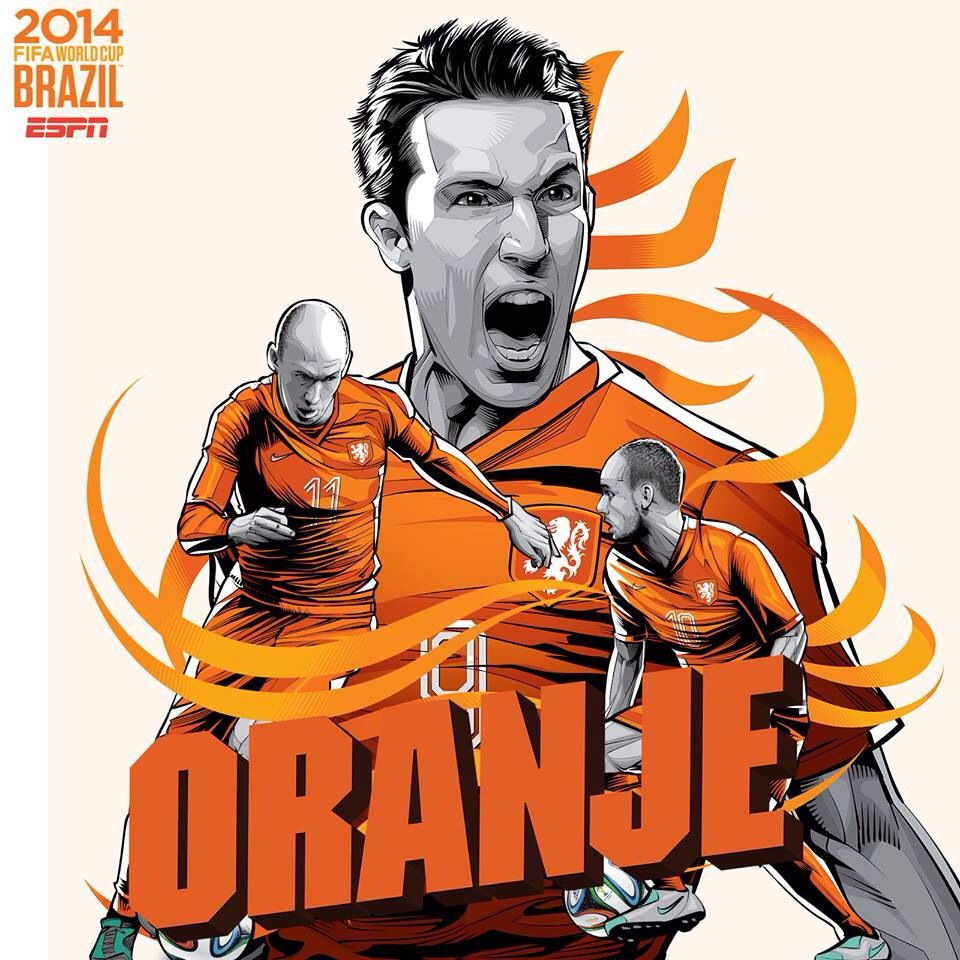 FIFA World Cup 2014 Netherlands World cup teams, World