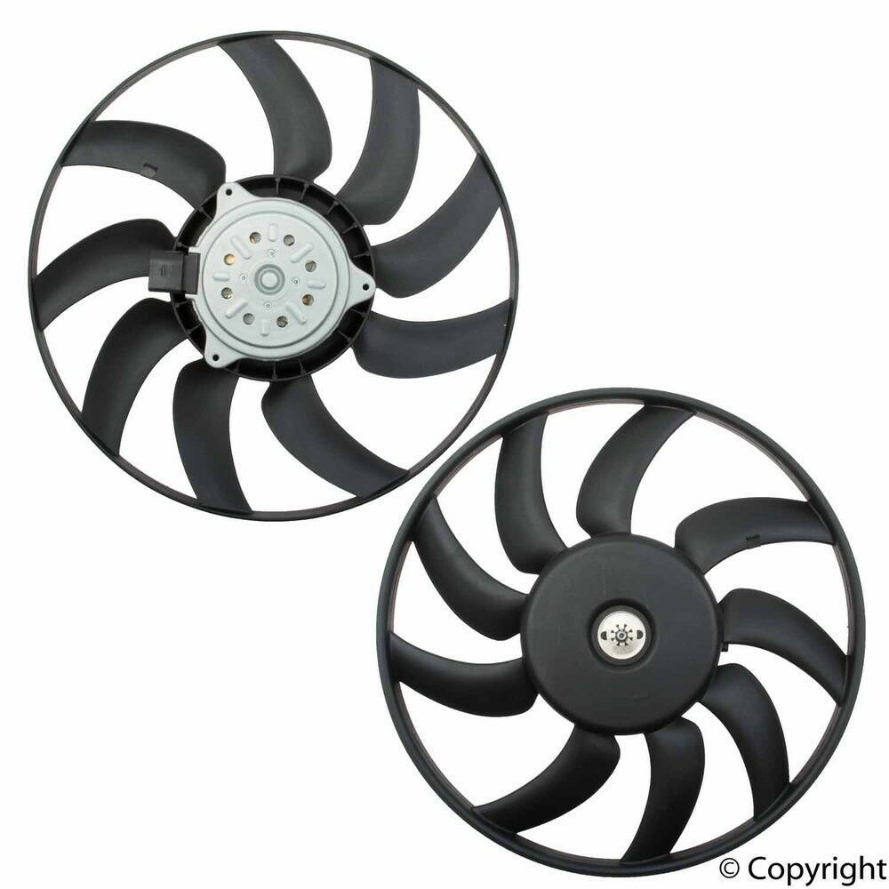 Engine Cooling Fan Motor Behr Wd Express 902 54071 036 Fits 09 14