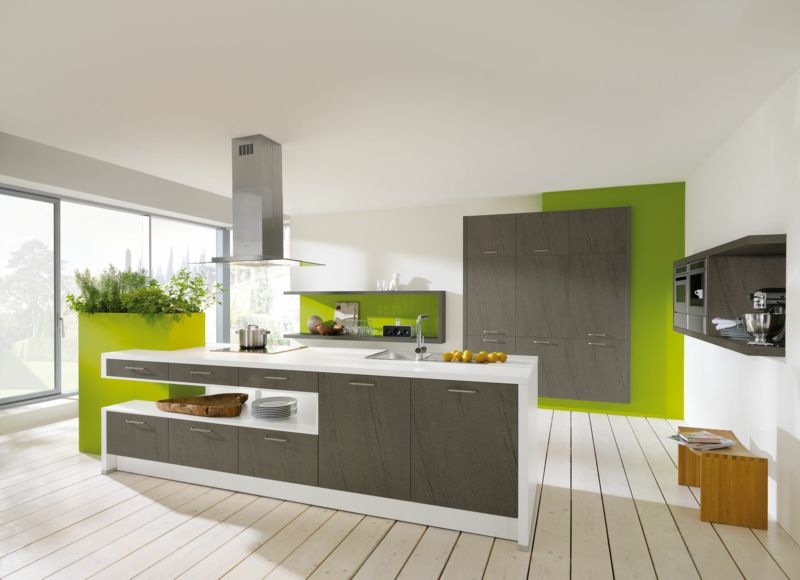 Die Küche Neu Gestalten U2013 52 Ideen Für Modernen Look #gestalten #ideen # Kuche