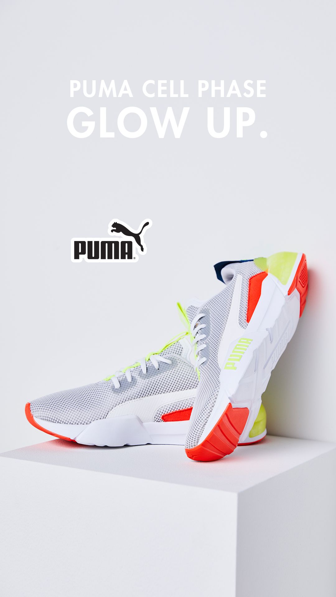 Mens puma shoes, Nike