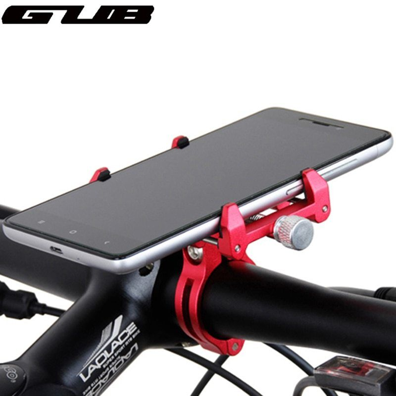 Aluminum Motorcycle Bike Bicycle Holder Mount Handlebar For Cell Phone US etgy