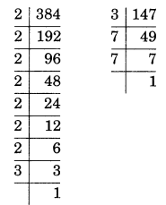 Exponents and Powers Class 7 Extra Questions Maths Chapter