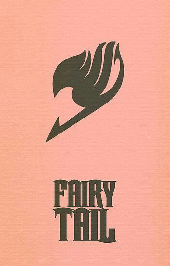 Fairy Tail Tattoo Symbol Background Anime Life Screensaver