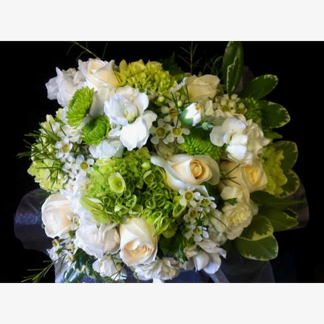 Flowers For Golden Wedding Anniversary: Designed By Christel At Flowers On 50th