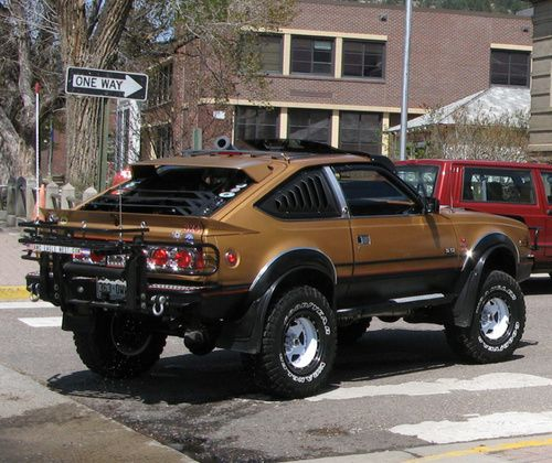 Lifted Muscle Car Yes Please: Whiteyfu: Hotrodbizarre: Vipertruck99: Rollerman1: AMC