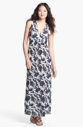 Sweet Pea by Stacy Frati Print Maxi Dress | Nordstrom