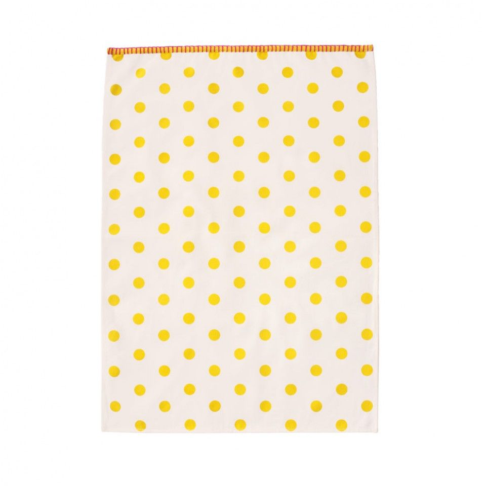 Spots Tea Towels Set of 2 - Eating and Entertaining - Homeware
