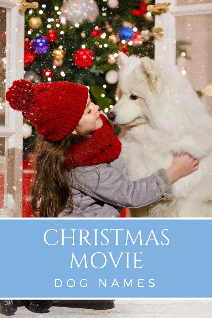 Christmas Movie Dog Names Wag Dog Names Dog Holiday Top Dog Names