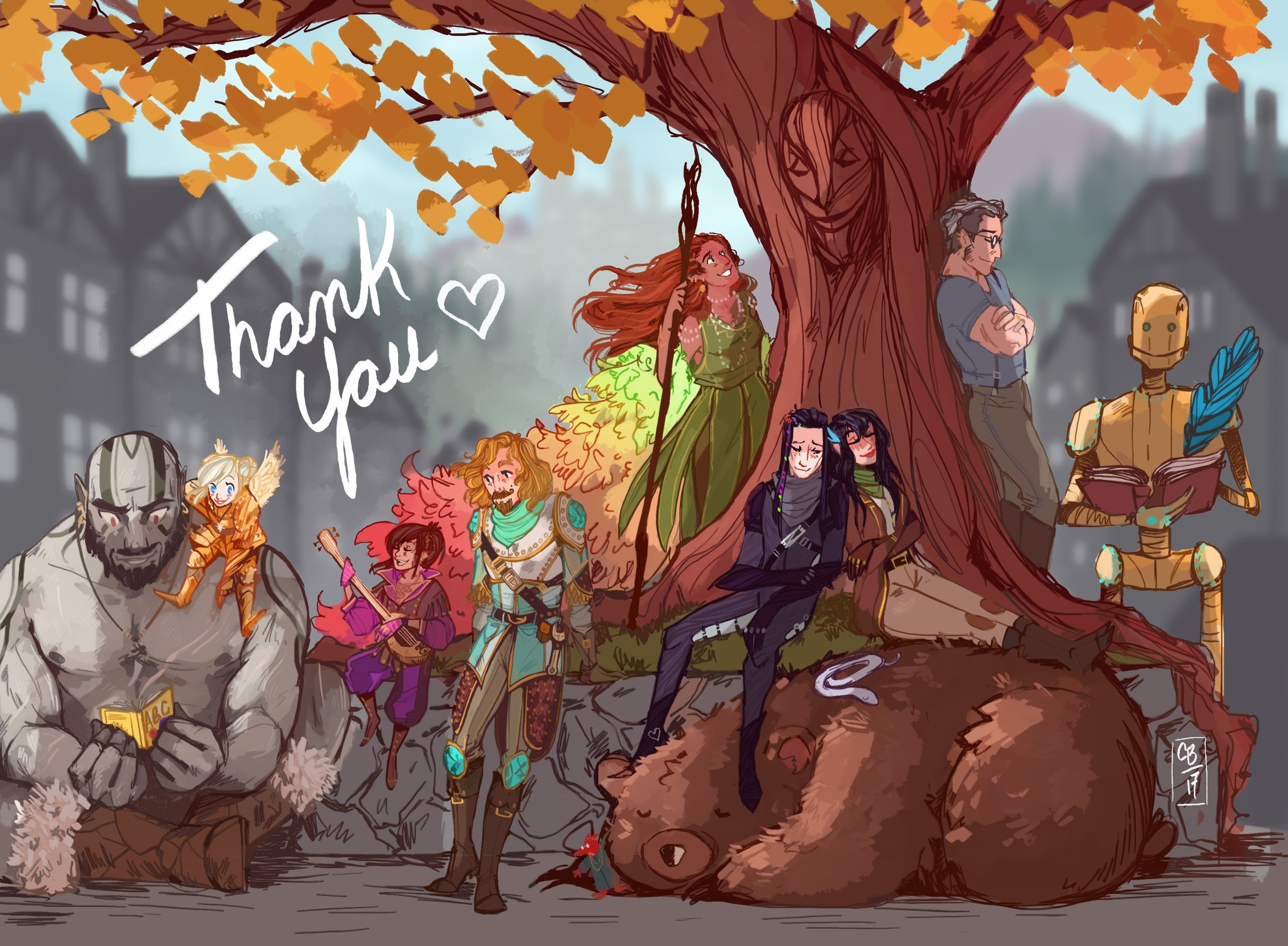 The End Of An Era Vox Machina Critical Role Critical Role Critical Role Fan Art Critical Role Campaign 2 A 10 player campaign of shadowrun and a mech warrior table rpg called death from above! critical role fan art