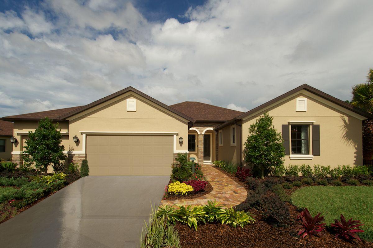 Tuscany Woods Kb homes, Daytona beach, New homes for sale