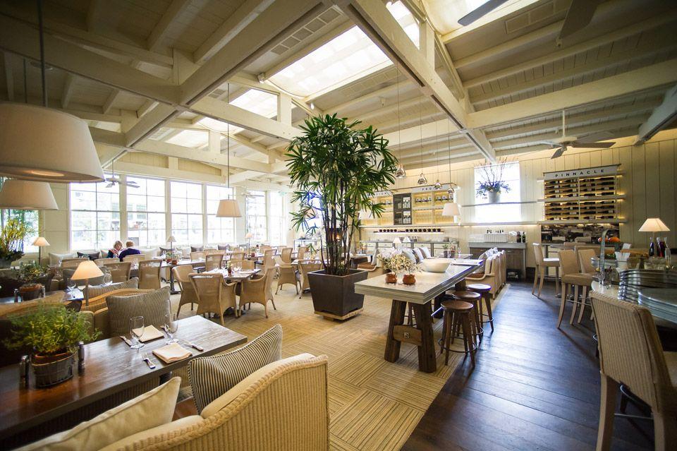 Archetype Napa St. Helena, CA Cottage restaurant