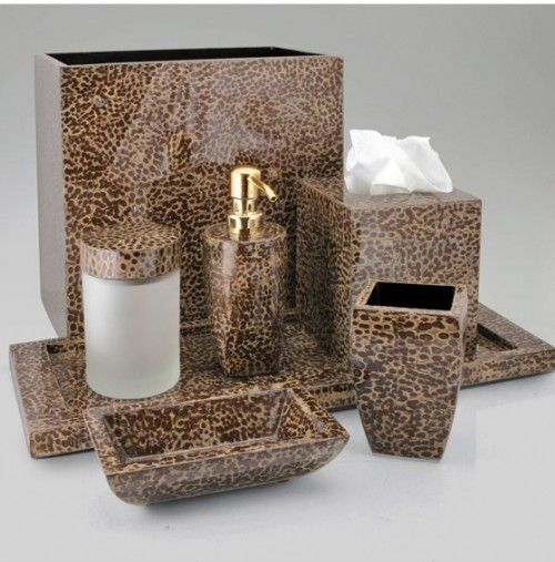 17 Best Images About Bath Accessories On Pinterest   Bathroom. Beige Bathroom Accessories Set   gerryt com