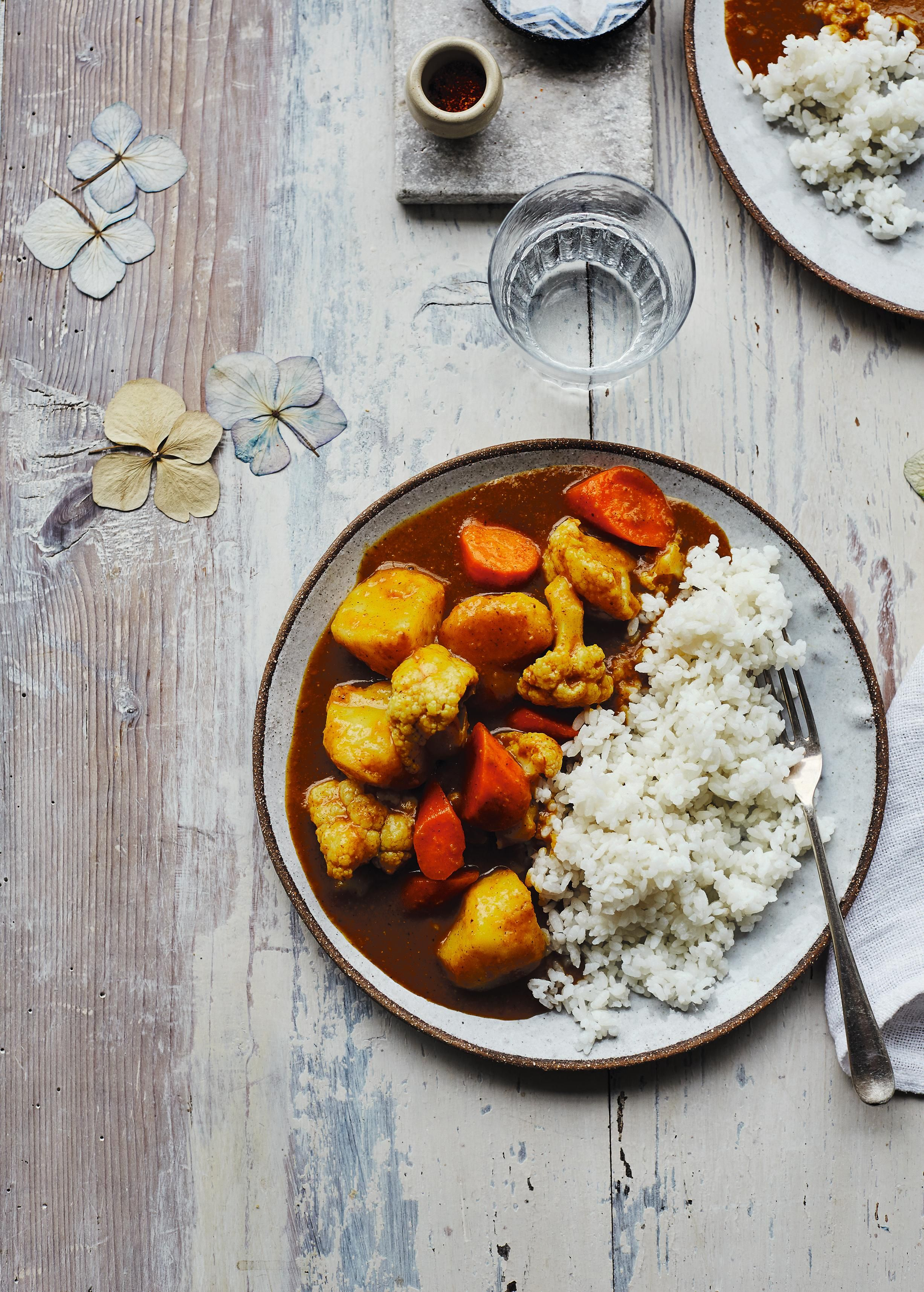 Tim Anderson S Kitchen And His Recipe For Chicken Katsu Curry A Cook S Kitchen Curry Rice Recipes Katsu Curry Recipes Chicken Katsu Curry