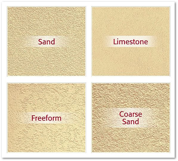 Stucco textures tess thinset exterior surfacing system for Most popular stucco colors