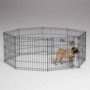 Midwest Exercise Pen Metal Dog Kennel Dog Kennel Cover Diy Dog