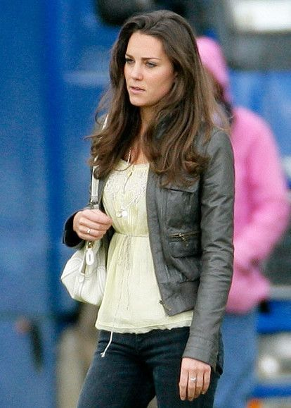 4ede01140 Kate Middleton and Zara TRF Leather Jacket