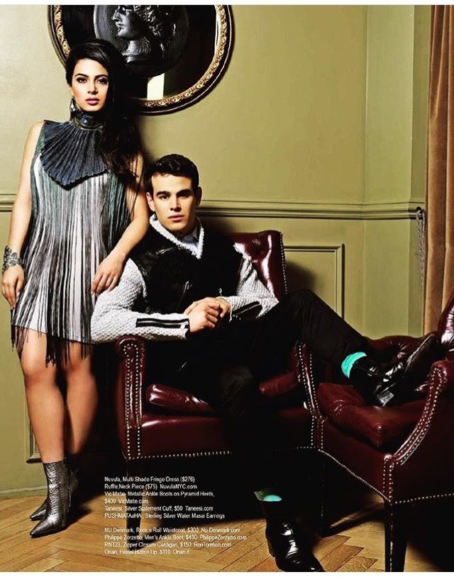 Sizzy on the Regard Magazine