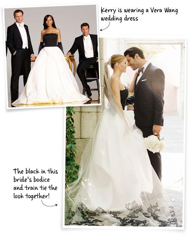 Ideas Advice Olivia Pope StyleScandal FashionVera Wang Wedding DressesKerry