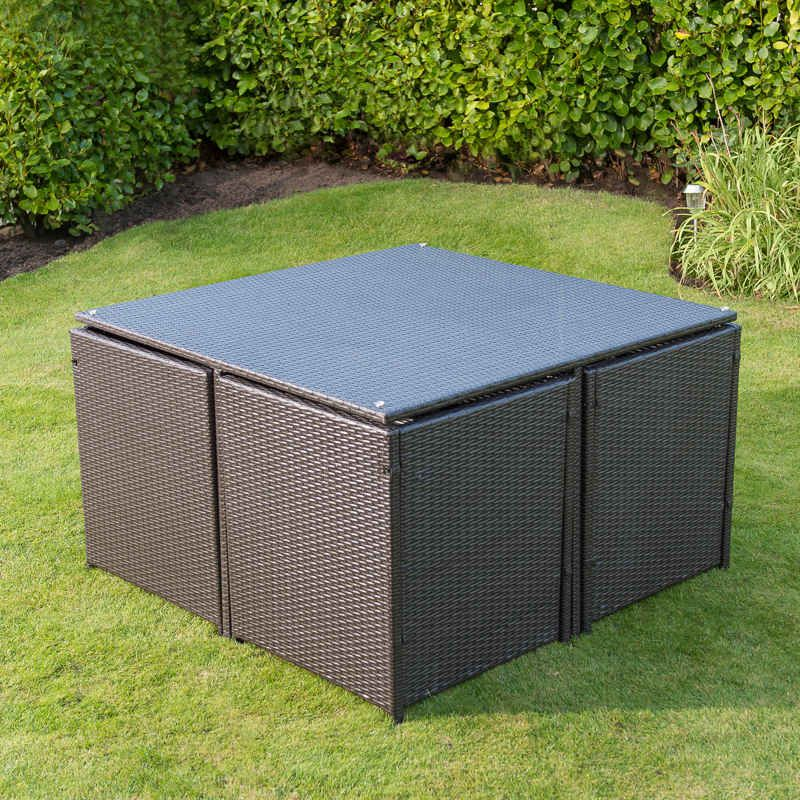Venice Cube Rattan Furniture Set. Venice Cube Rattan Furniture Set   Gardens  Conservatory and Of