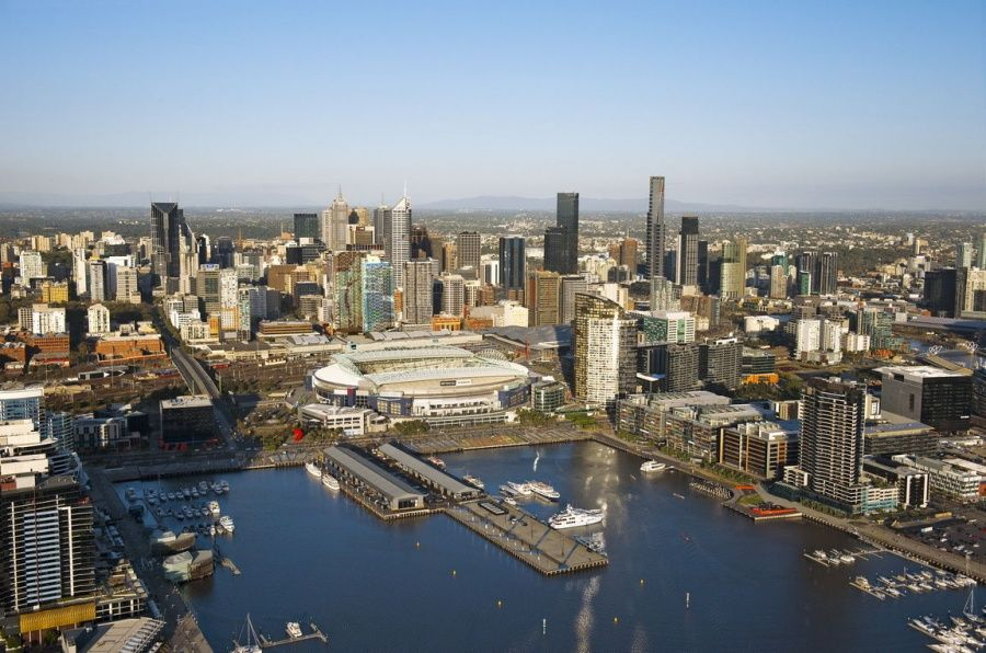 Melbourne, Australia – 2011 - 18 Cities That Have Changed Beyond Recognition  Best of Web Shrine