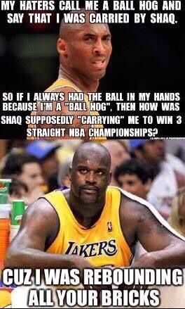 Because I Was Rebounding All Your Bricks Funny Nba Memes Funny