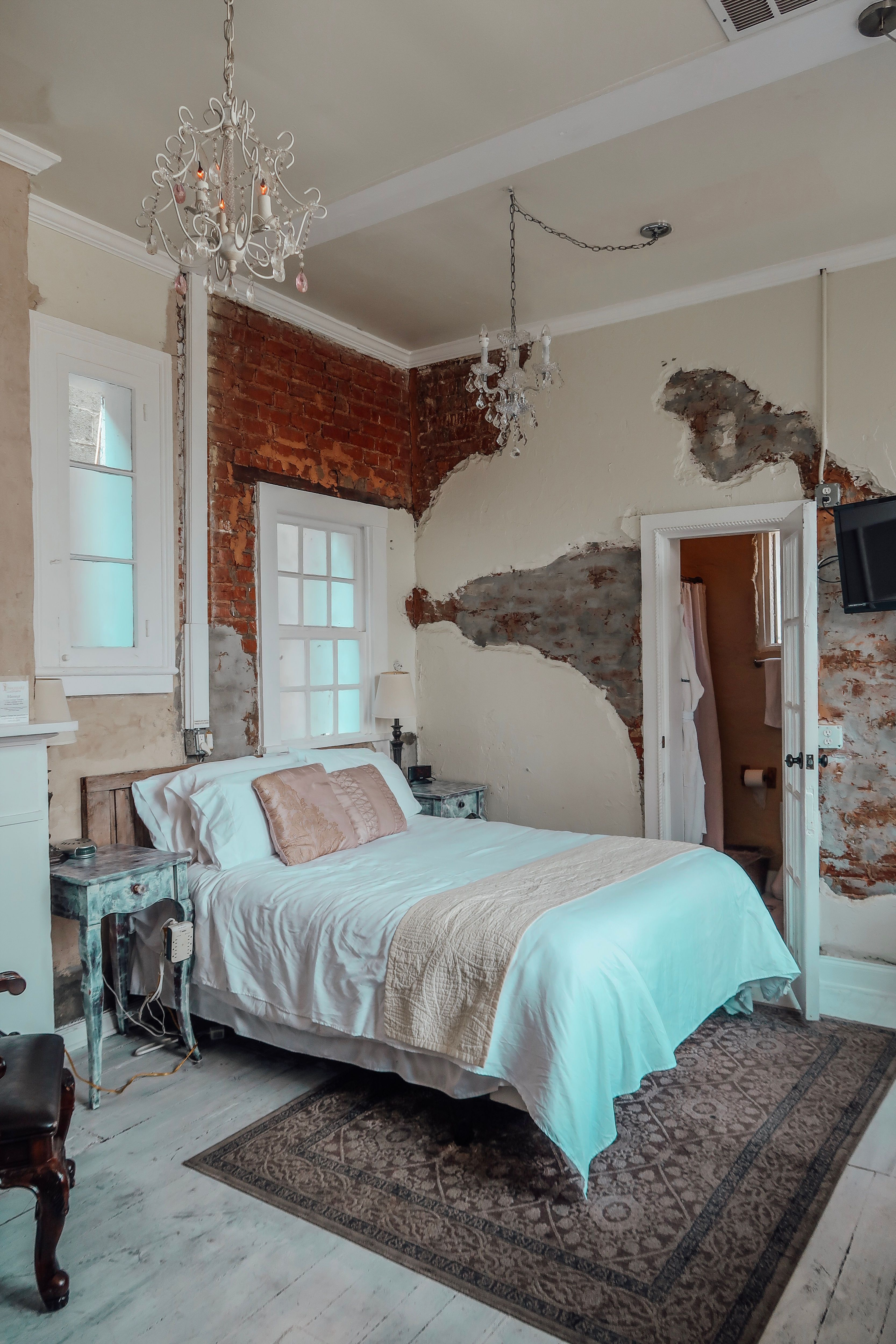 Our First Bed and Breakfast Experience New orleans