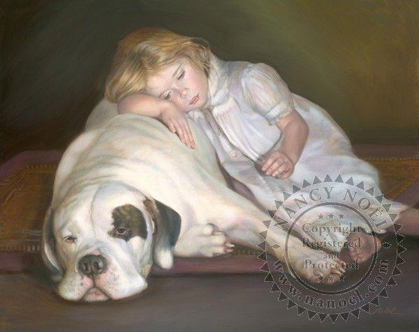 Gosto Disto!: Nancy A. Noel (pintora -painter)