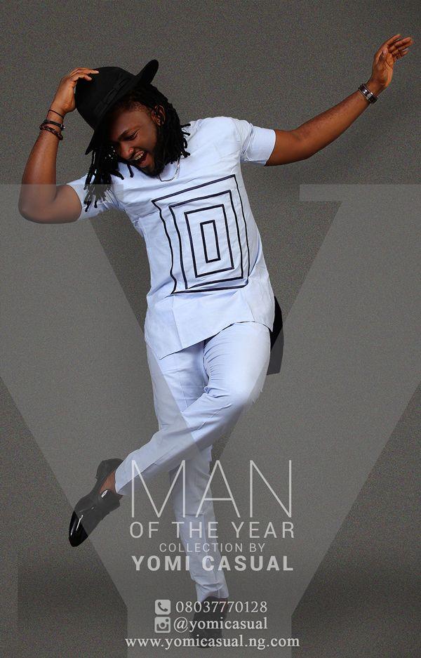 Yomi Casuals Man Of The Year Collection Lookbook Bellanaija