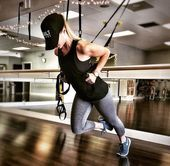 8 Super Model's TRX Core Blast Workouts - 365 Fitness & Beauty,  #Beauty #Blast #Core #Fitness #Mode...