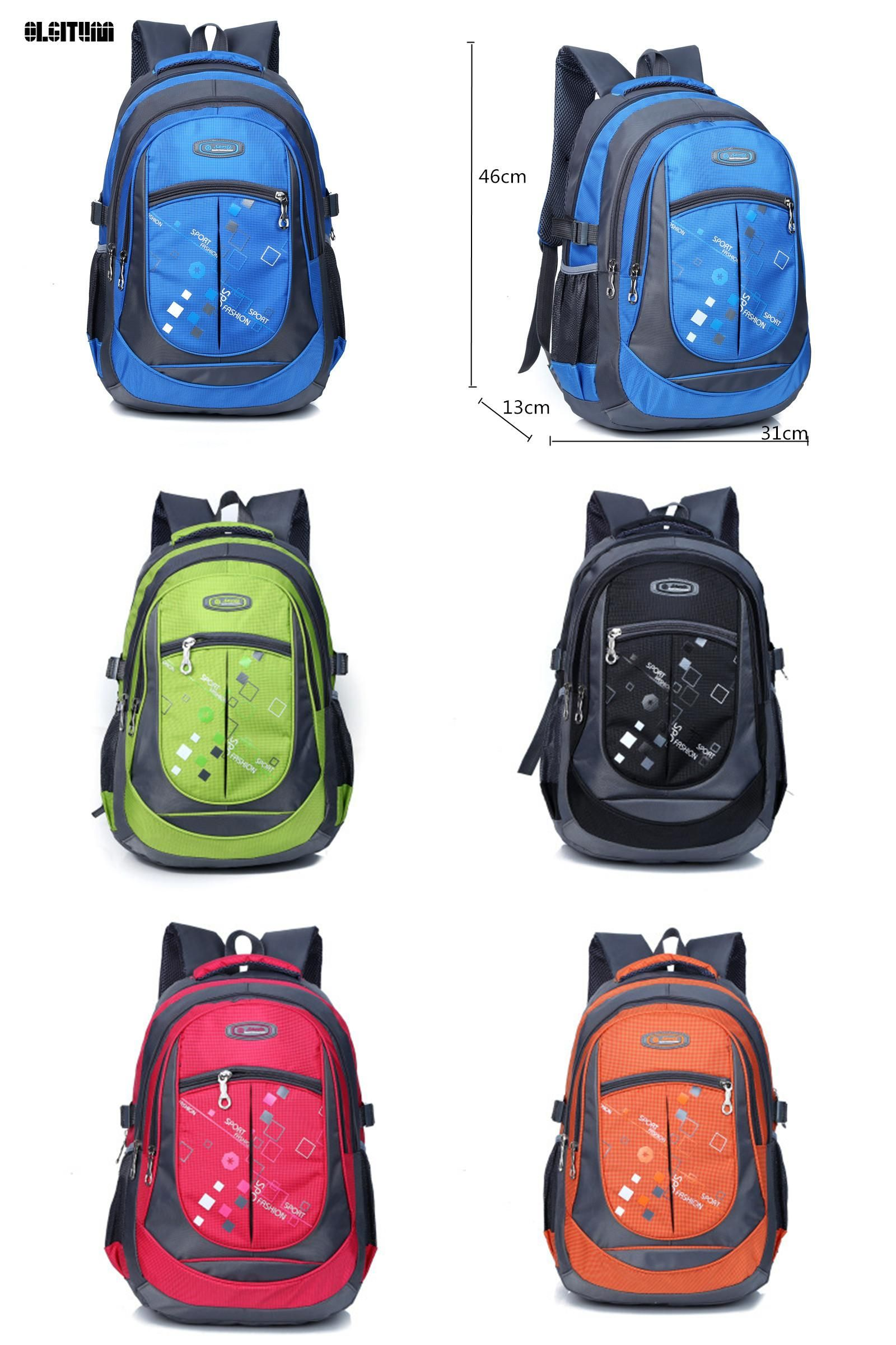 0d9e5dafe0  Visit to Buy  Fashion High Quality Students Backpacks School Bags  Waterpfoof Schoolbag Kids Book