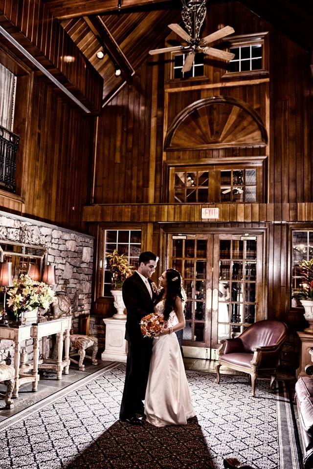 Wedding Photo In The Fox Hollow