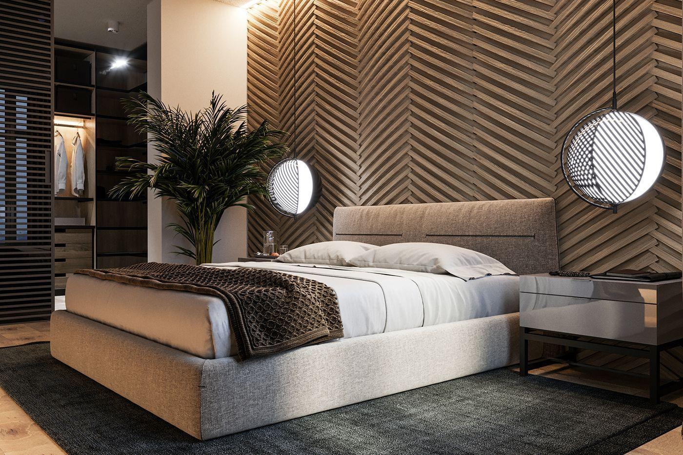 TR on Behance #bedroomfurniture #pakistani #bedroom # ...