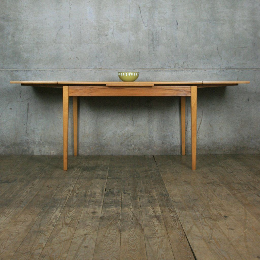 Vintage Danish Teak Extending Dining Table Extendable Dining Table Vintage Mid Century Furniture Dining Table