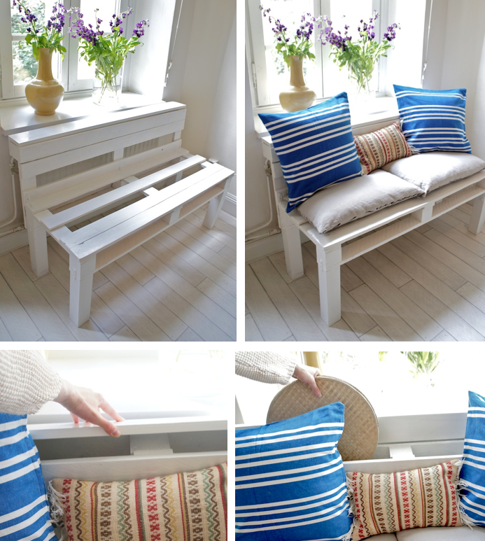 Perfect Tutorial From Scraphacker That Will Show You How To Make A Sofa Out  Of Repurposed Wooden Pallets!