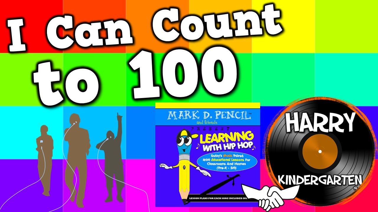 I Can Count to 100 (Mark D. Pencil/Harry Kindergarten