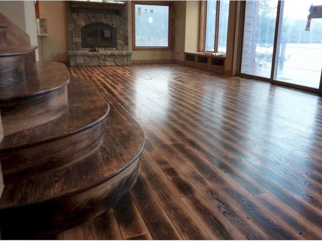 25 Gorgeous Burnt Wood Floors Design Idea For Amazing Home Freshouz Com Burnt Plywood Floor Wood Floor Design Burnt Wood Finish