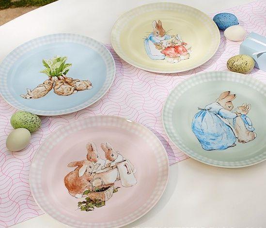 Peter Rabbit Easter Set Easter Easter Table