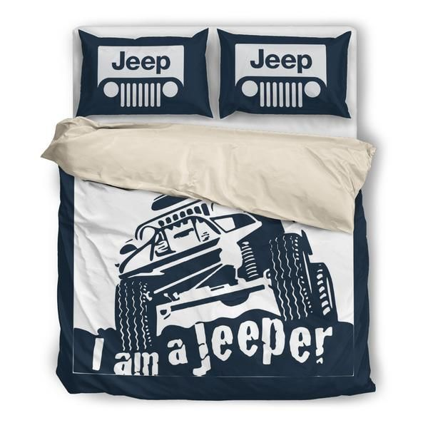 Jeep Wrangler Bedding | Bed