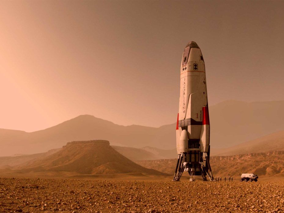 Inside Nat Geo's Incredible Documentary Mission to Mars ...