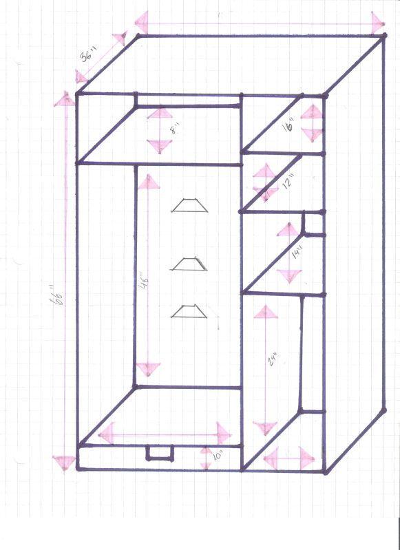Grobe Abmessungen des Tack Locker#designinteriores #livingroomdesign #designerdr...