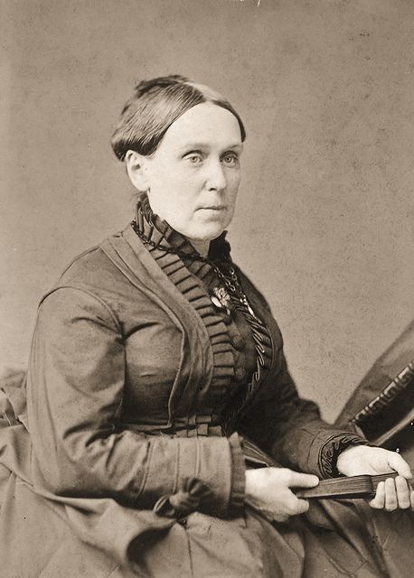 Unknown Kentucky Lady in mourning from Dorsey Album. [taken 1871 to 1881]