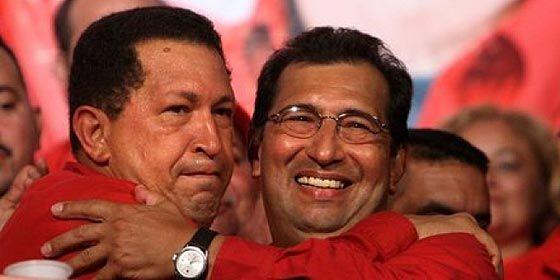 Adán Chavez fue sancionado por los Estados Unidos