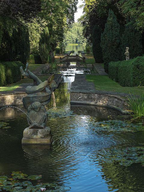 Buscot Park Water Garden