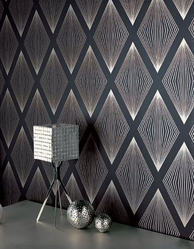 Geometric Removable Self Adhesive Wallpaper Potential To Cover My Fridge