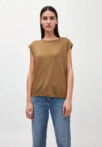 ARMEDANGELS Jilaa - Damen T-shirt Aus Tencel Lyocell #portugal