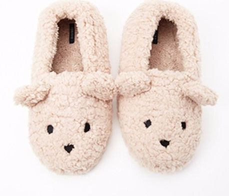 Comfy bunny #slippers
