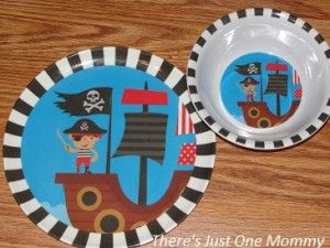 PIrate Dishes