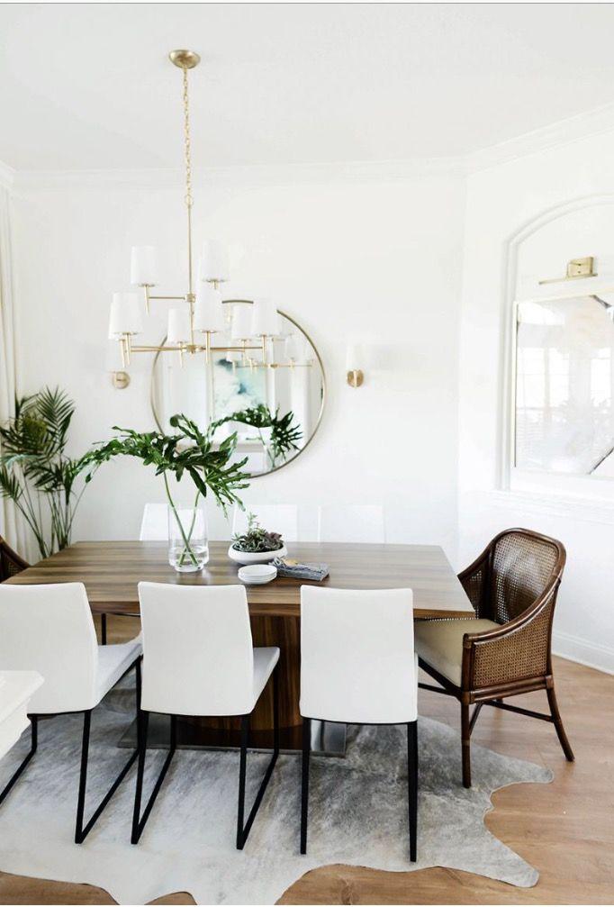 Minimalist Dining Room Interior Design Dining Room Scandinavian